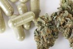 Marijuana can be consumed in many forms, including orally by way of a pill or capsule.