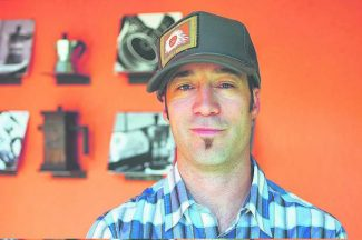Greg Buchheister has enjoyed great business growth since opening his first Coffebar location in Truckee six years ago.
