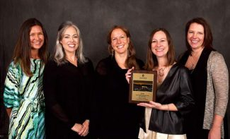 TTCF was named the 2016 Non-Profit Organization of the Year at the Truckee Donner Chamber of Commerce's annual awards dinner in October.