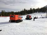 Search crews headed out Sunday morning at Mt. Rose Ski Tahoe to look for the missing skier.
