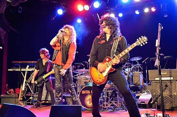 Tahoe Music 80s Hair Metal On Display Saturday At The Cbc