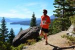 The Emerald Bay Trail Run, voted one of America's most scenic trail runs, will take place Sunday.