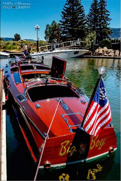 This year's Wooden Boat Classic theme is