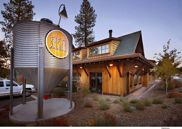 FiftyFifty's taproom, located on Brockway Rd., will host this weekend's party. Guests will have the chance to shuttle to their new location.