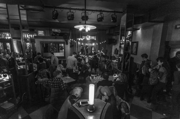 Moody's Bistro Bar & Beats features live music every weekend in a variety of styles from a diverse group musicians.