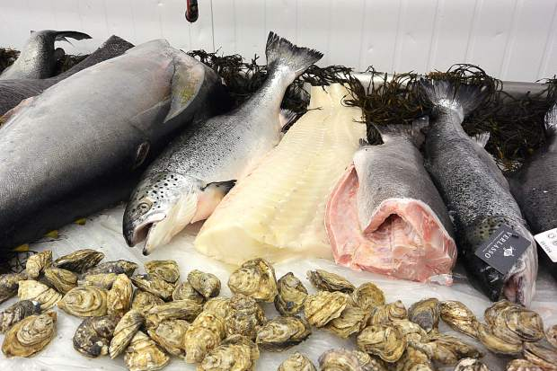 Sierra meat seafood of reno offers fresh sustainable for Most sustainable fish