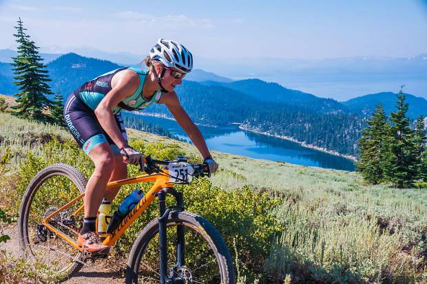 Local athletes dominate at XTERRA Tahoe | SierraSun com