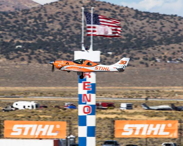 The last event of its kind, the Reno National Championship