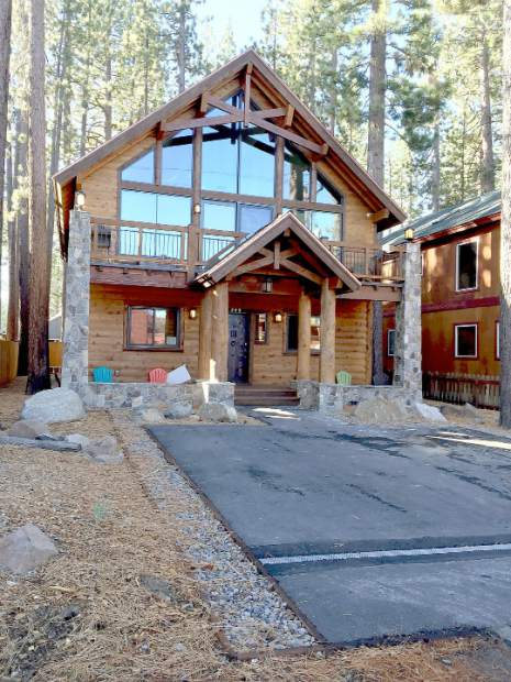 rentals tahoe cabins lake vacation to brockway offering bvl pages vista cabin lakefront