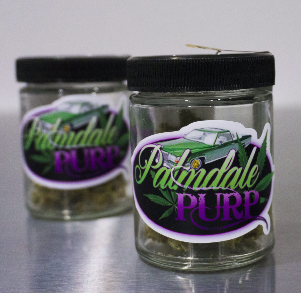 Afroman visited NuLeaf in Incline Village on Sept. 25 to launch his new cannabis strain Palmdale Purp.