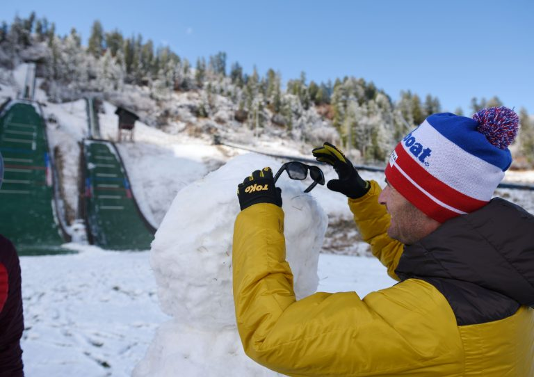 Steamboat-born U.S. Nordic combined skier Bryan Fletcher adds some details.