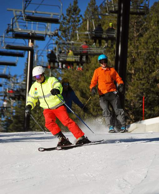Crystal Mountain pushes opening back; other resorts hope for next week