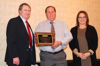 TDPUD staff member receives Distinguished Service award