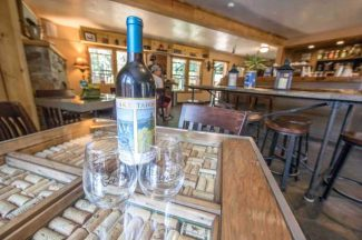 Winter wine stops around Lake Tahoe