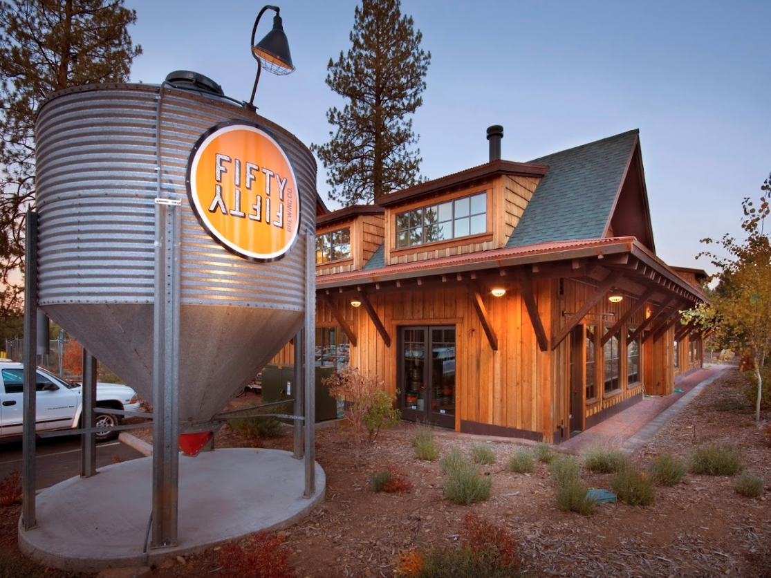 The brewery was named in USA TODAY's best 10 ski resort breweries.