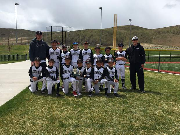 Truckee baseball players earn trip to national tourney