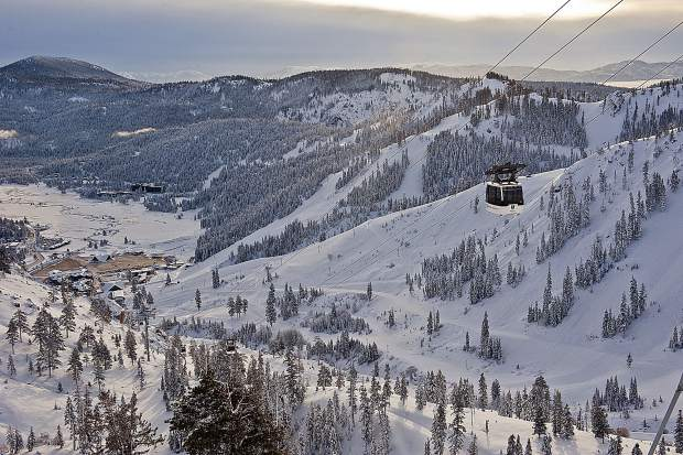 Battle lines have been drawn in court cases and public hearings over a pair of Squaw Valley projects, including a 25-year village redevelopment plan, approved in November 2016 by Placer County, and a planned gondola project that would link Squaw Valley to Alpine Meadows.
