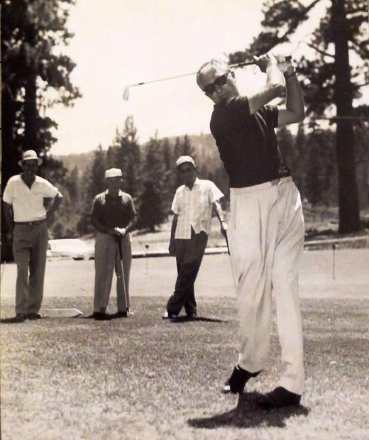 The Tahoe City golf course will celebrate it centennial with 50-cent green fees from Friday, May 11 through Sunday.
