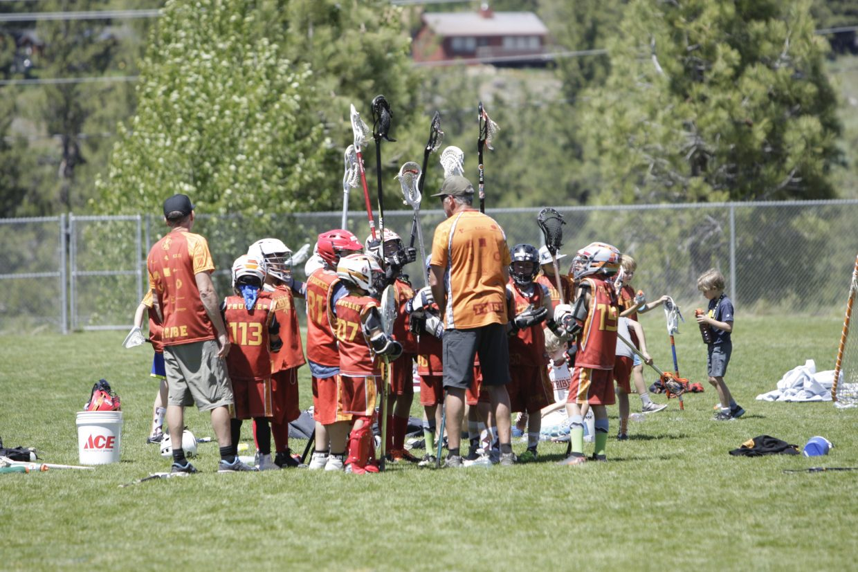 Truckee's 10-and-under boys' squad won the tournament title on Sunday, June 3.