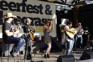 Beerfest & Bluegrass on tap this weekend