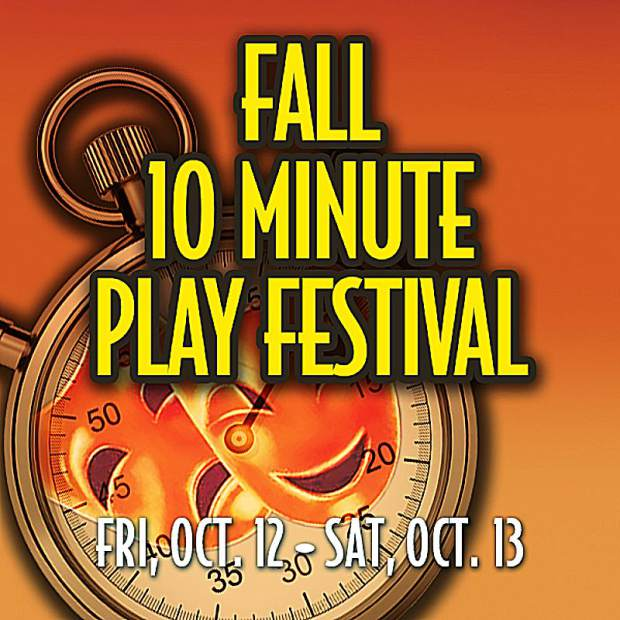 Truckee Community Theater hosts Fall 10 Minute Play Festival