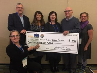 Tahoe Truckee Unified schools honored with California Golden Bell Award