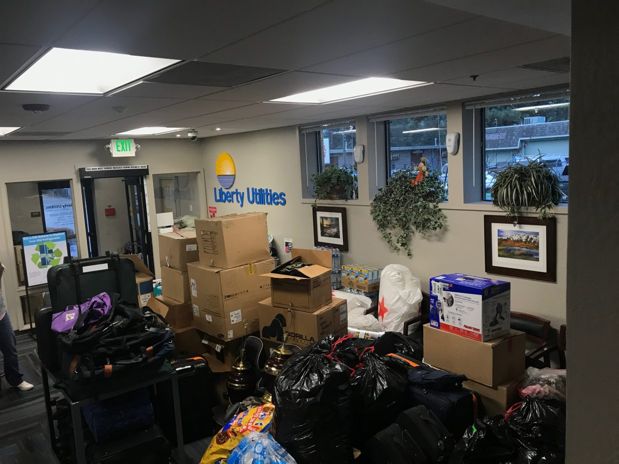 Liberty Utilities collecting Christmas gifts for Paradise youth ...