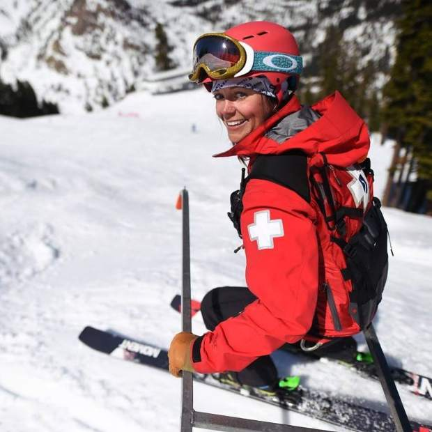 Squaw Valley ski patroller Amy Holland passes away after fight with brain cancer