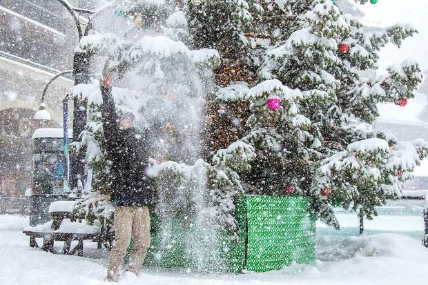 Weather Forecast For Christmas In Tahoe 2021