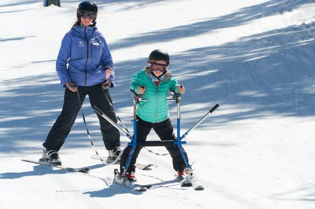 Achieve Tahoe works to provide affordable physical and recreational activities for people who have disabilities.