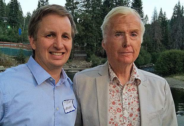 Tom Mooers and Bill Newsom