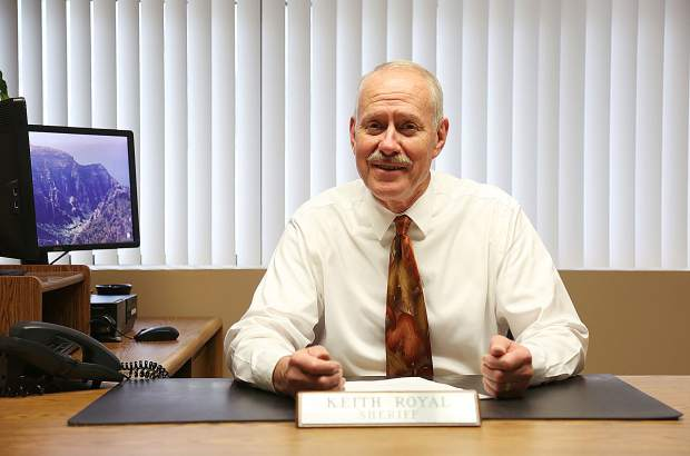 Outgoing Nevada County Sheriff Keith Royal talks about some of the things he plans to do when stepping into retirement.