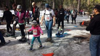 'Fresh Tracks' 5K Snowshoe Walk and Race coming Feb. 24