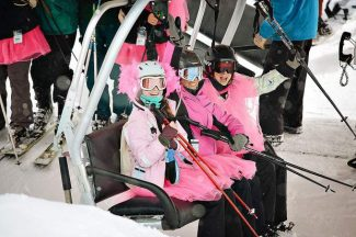 Shred the Love hits Alpine Meadows: B4BC is back to raise funds, awareness of breast cancer