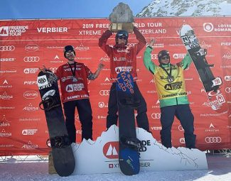 Truckee's Penfield wins Xtreme Verbier