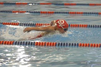 Truckee swimmers sink competition at home meet