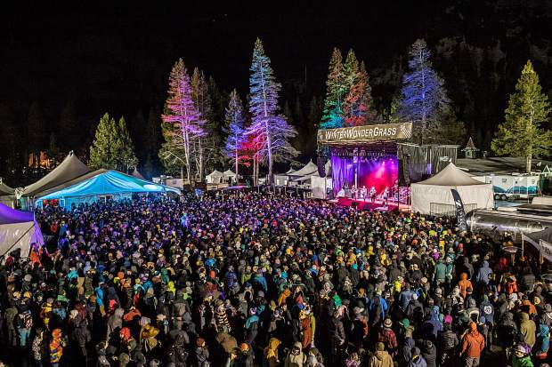 Music, skiing and beer come together at WinterWonderGrass March 29-31 as the event returns for its fifth year at Squaw Valley.