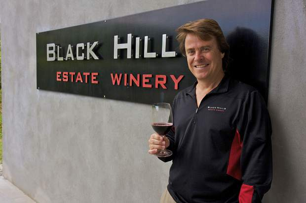 "After a little over a decade as President of Black Hills Winery Glenn Fawcett returns from his Skibbatical to a new position as ""Chief Wine Evangelist"" for parent company Andrew Peller LTD."