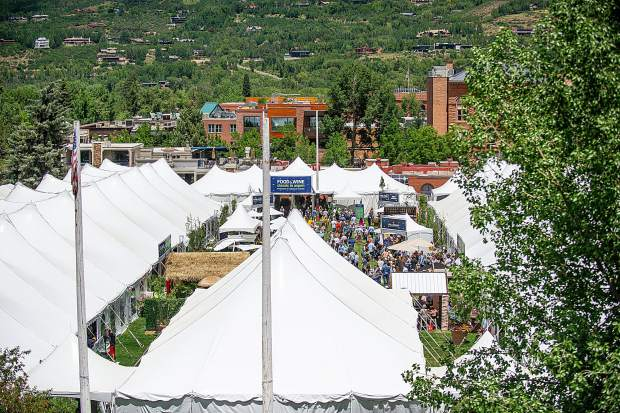The 37th Annual Aspen Food & Wine Classic may be pricey but it represents the quintessential combination of wine education, exceptional tastings and an outrageous culinary experience.