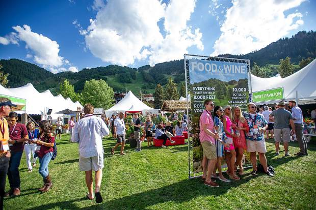 The 37th Annual Aspen Food & Wine Classic in June may be pricey but it represents the quintessential combination of wine education, exceptional tastings and an outrageous culinary experience.