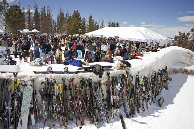 Ski-in, ski-out wine tastings are few and far between but The Taste of Vail, April 3-5, provides that opportunity at their Friday afternoon Mountain Top Picnic.