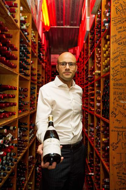 Carlton McCoy, who has been a fixture in the Aspen wine community for nearly a decade, will be leaving the Little Nell hotel for his new position as President and CEO of Heitz Cellar in California's Napa Valley.
