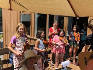 Registration open for second Whole Music Camp in Nevada County