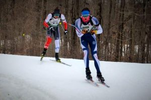 Siblings set the pace: Cuneos lead by example at Auburn Ski Club