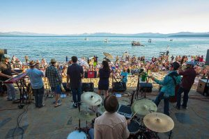 13th annual Music on the Beach lineup announced for Kings Beach