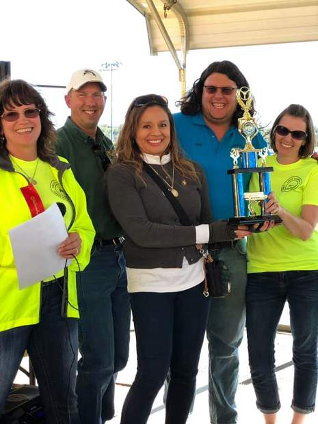 On Saturday, members of TTUSD's transportation team competed in a Road-eos. Derek Bosserman earned first place in the Elite Division and first place overall! And, the Tahoe Truckee Team came in third place in the team division!