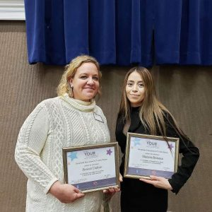 Soroptimists give $3,600 in scholarships, honor women for Truckee service