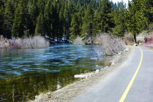 Snowmelt this month in Lake Tahoe Basin will be massive and dangerous