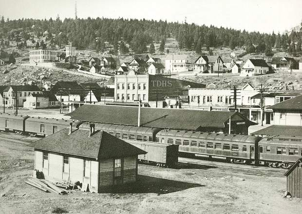 "The transcontinental railroad, though, is responsible for the North Tahoe-Truckee-Donner Summit area today. Without the transcontinental railroad this area would be very different. One past president of the Truckee Donner Historical Society says, ""It all started because of the railroad."""