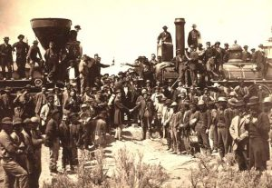 Bill Oudegeest: The meaning of the Transcontinental Railroad